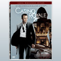 Jaquette du DVD de Casino Royale rvle