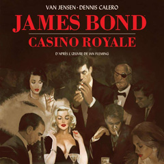 Casino Royale - la Graphic Novel