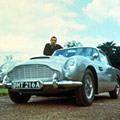 A vendre l'Aston Martin DB5 de James Bond